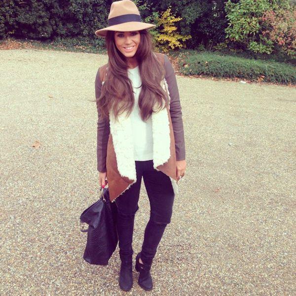 Perfect fall fashion!
