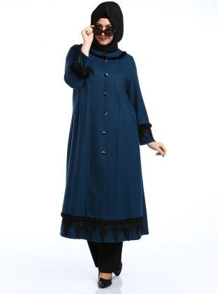 726f4a22d4308 Espera büyük beden kap modelleri | ☙Modest Outfits/Tesettür Giyim☙1 | Elbise  modelleri, Elbiseler, Moda
