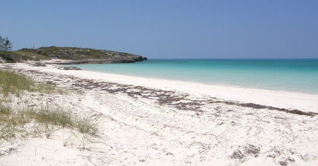 Nude beach Playa Pilar (Cayo Coco, Cuba)