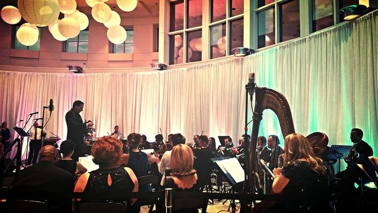 Beautiful Music Orchestra Concert at  FightForLIfe.com event -