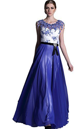 025 blue lace Evening Dresses party full length prom gown ball dress robe LondonProm, http://www.amazon.co.uk/dp/B00LC7T4MA/ref=cm_sw_r_pi_dp_ZVyRtb0SFD9T1