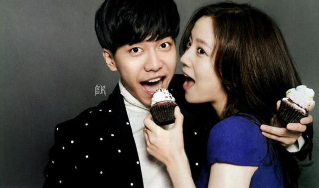 Aahh....so cute #moonchaewon #leeseunggi