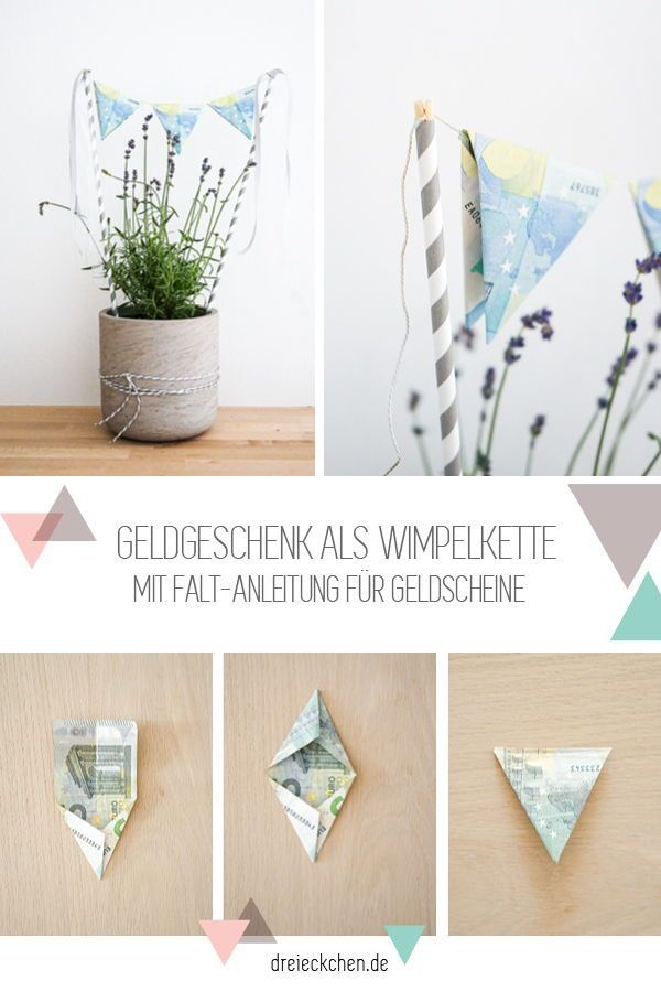 Geldgeschenke zur Hochzeit: schu00f6ne Ideen mit Blumen #dreimalanders Seid ihr…