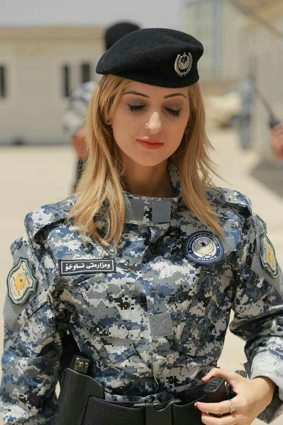 Kurdish Womens Protection Units Ypj  Military Women, Army Women, Military Girl-2572