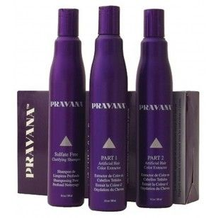 ARTIFICIAL HAIR COLOR EXTRACTOR KIT **The trick to removing that vibrant Pravana Color we all know&Love.