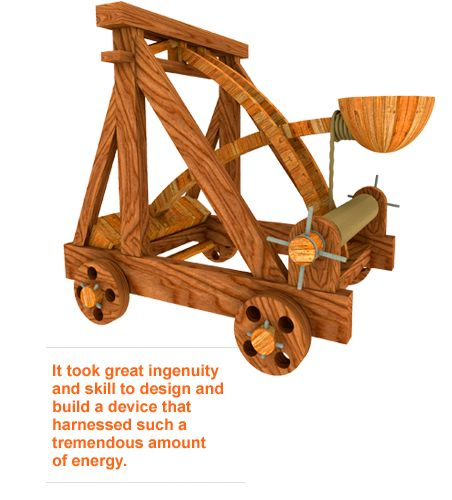 10 best Catapults...Trebuchets...and Other Things to Throw ...