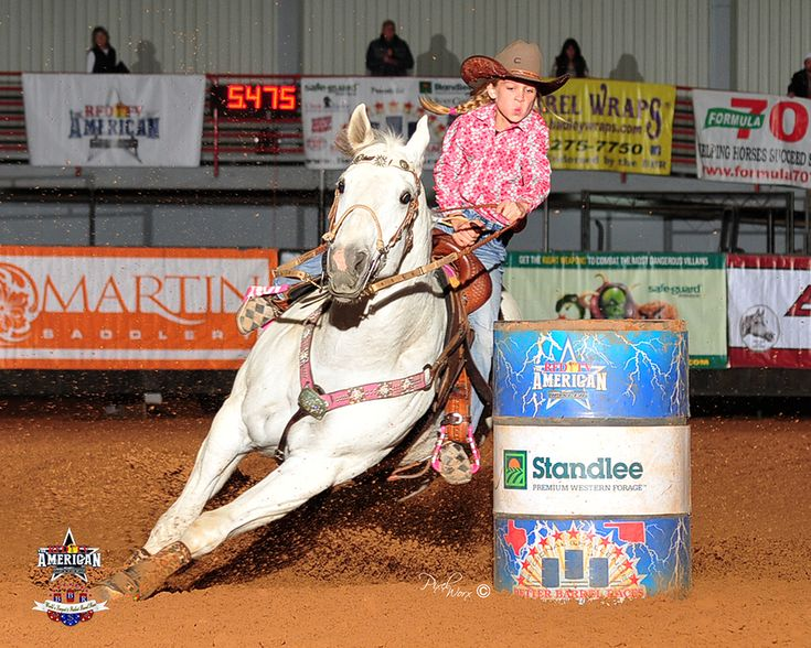 At 9 years old, Chayni Chamberlain has already pocketed $15,111 in lifetime earnings according to Equi-Stat.