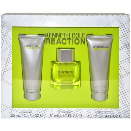 Kenneth Cole Reaction Reaction for Men Gift Set - 1 set: Launched by the design house of Kenneth Cole in… #USAOnlineShopping #USAShopping