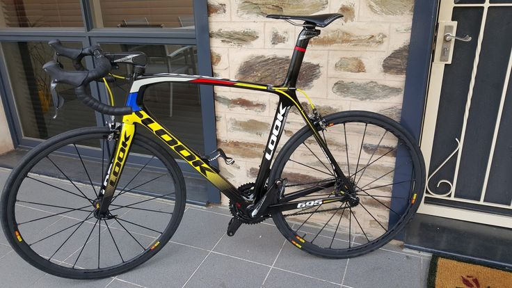 This bike is so very very French so I'll begin with a song .     After a week of testing at the Tour Down Under, this bike was my fav...