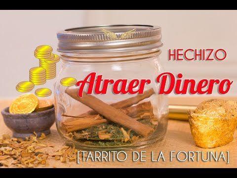 Hechizo para Atraer Dinero - Tarrito de la Fortuna Magia Blanca - YouTube