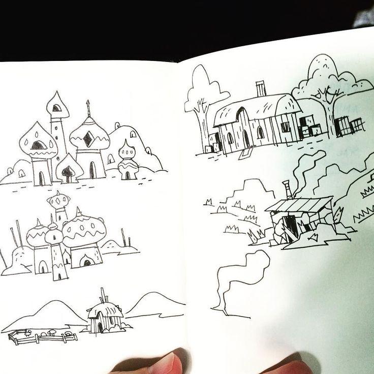 #doodles by bearmanbeast