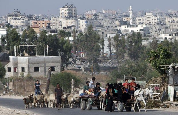 Começa a trégua de 3 dias na Faixa de Gaza | Tô de Olho Em Você