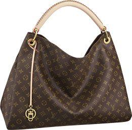 Louis Vuitton Artsy MM Bag -love love love this bag!!! ♥