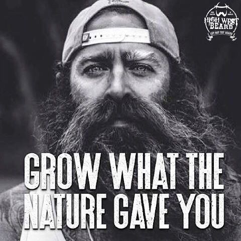Bearding is all that is natural! You can't stop it so why fight it? Throw your razor away and grow what your father gave you. Beard on with the best beard products money can buy. Take a look at the link up in the bio.  #livefree #letyourrazorrust #bearded #scentofthemonth #beard #beards #badassbeards #beardkit #ultimatebeardbox #beardedbrotherhood #beardvitamin #beardedbrothers #beardon #highwestbeard #hwb #mustachewax #beardoil #beardbalm #facefur #facialhair #beardedvillains #beardcare…