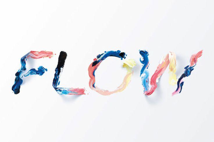 Actualité / Typographie à l'acrylique / étapes: design & culture visuelle