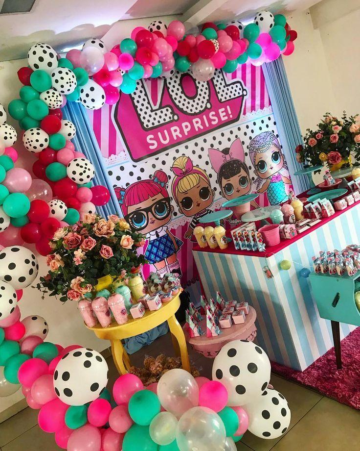 LOL Surprise Party: 60 Ideen und Tutorials, mit denen Sie Ihre eigenen erstellen… – Geburtstagsideen