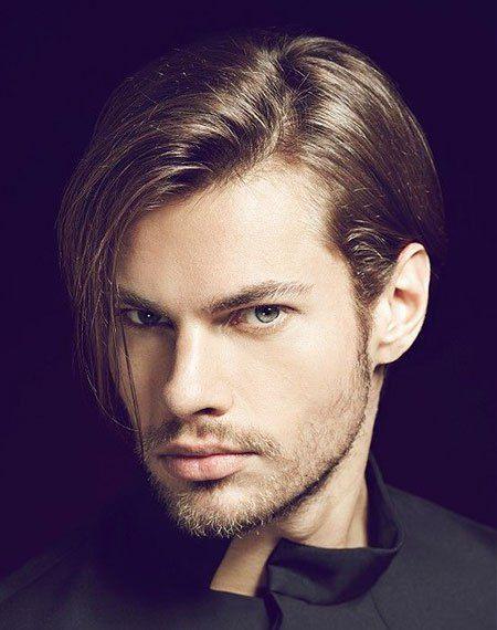 14 uomini migliori capelli lunghi e lisci #capelli #lisci ...