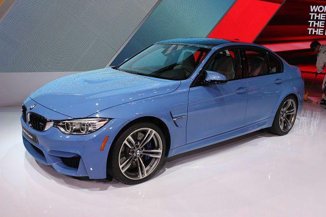 2016 BMW M3 Wallpaper