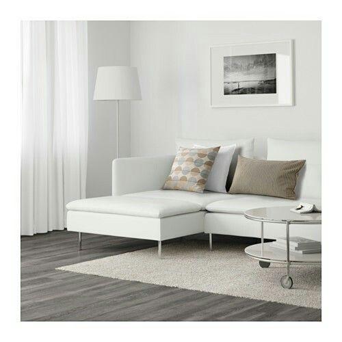 Ecksofa luna - grau-weiß - liegefunktion  17 best ideas about Ecksofa Weiß Grau on Pinterest | Wohnzimmer ...