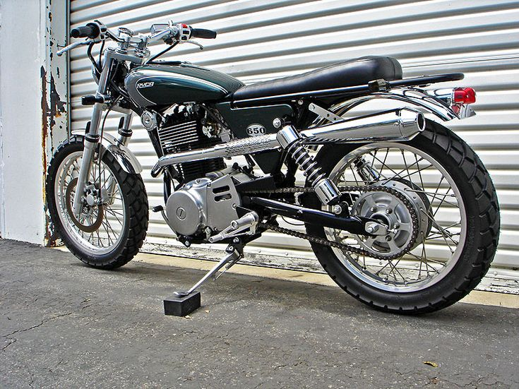 "Garage Project Motorcycles - Here is the imaginatively named ""CS-2 Standard""..."