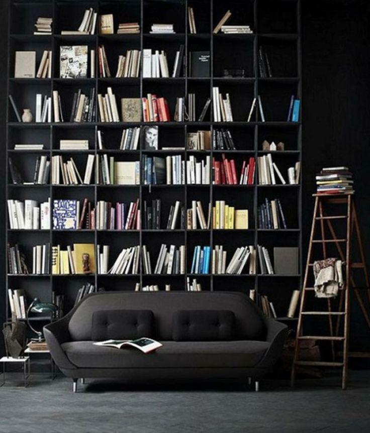 Bibliotecas en casa, espacios para el crecimiento personal..