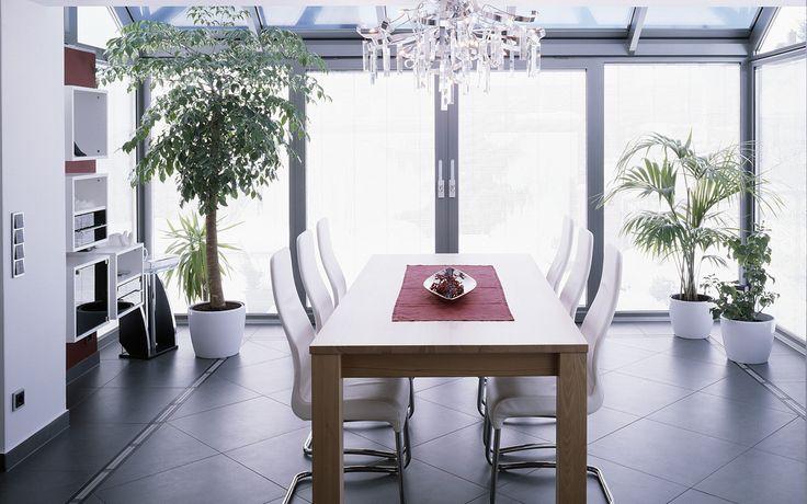Dom w Augsburg, Niemcy. Produkty: SGG BIOCLEN. #glass #architecture #glass_for_home
