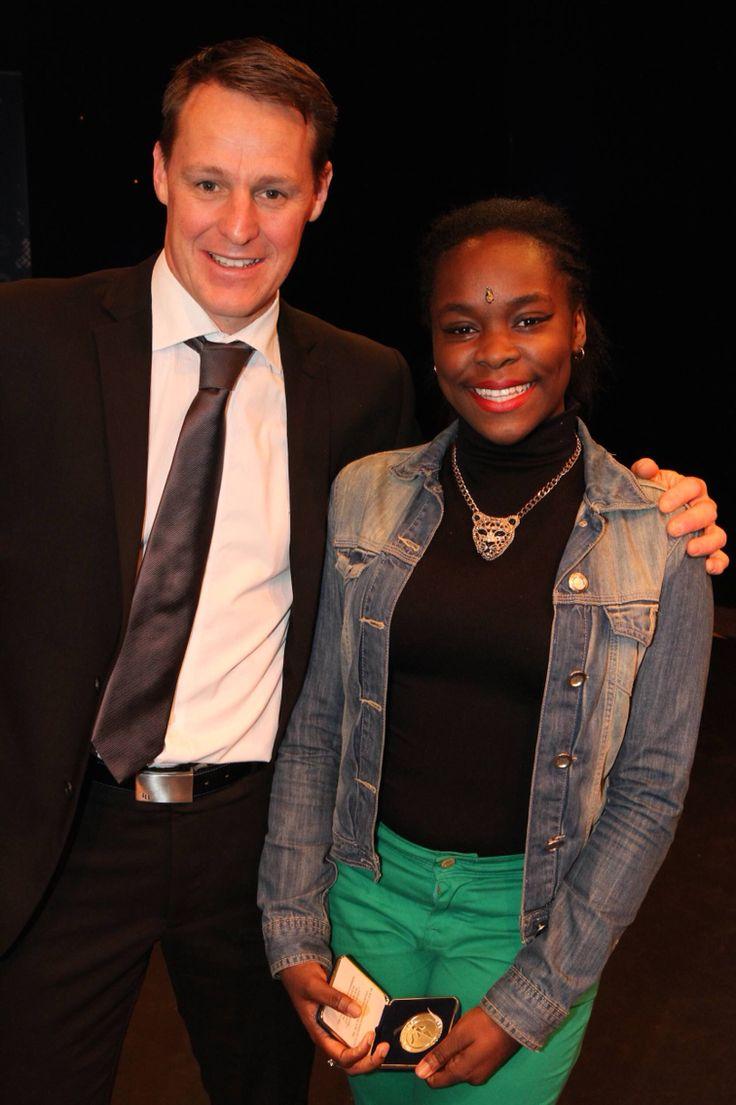 Congratulations to @AyannaChristieBrown winner of #JackPetcheyAchievementAward