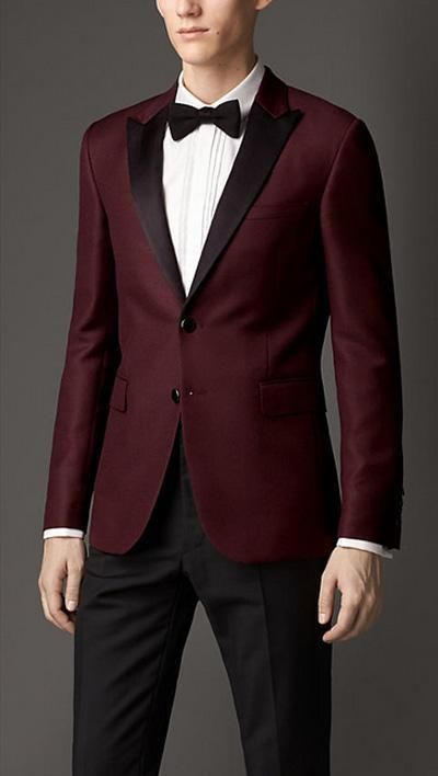 >> Click to Buy << High Quality Men's Dinner Party Prom Suits Groom Tuxedos Groomsmen Wedding Blazer Suits (Jacket+Pants+Bow Tie) NO:1233 #Affiliate