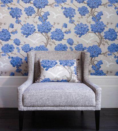 Japonerie Wallpaper by Osborne & Little | Jane Clayton