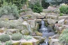 Bilderesultat for rennende vann i hagen