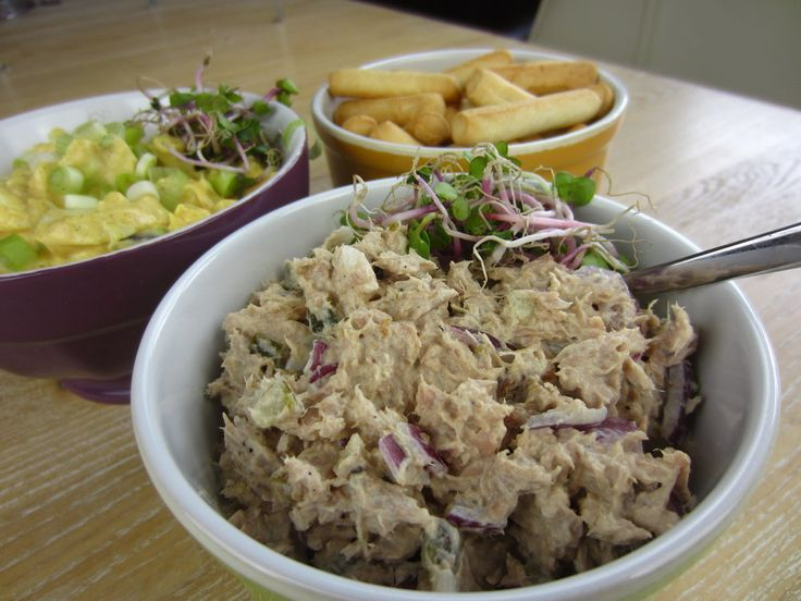 Tuna Salad for your Dutch Birthday Party