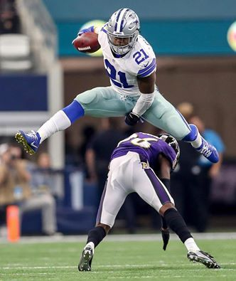 Zeke: Posterizing one team at a time