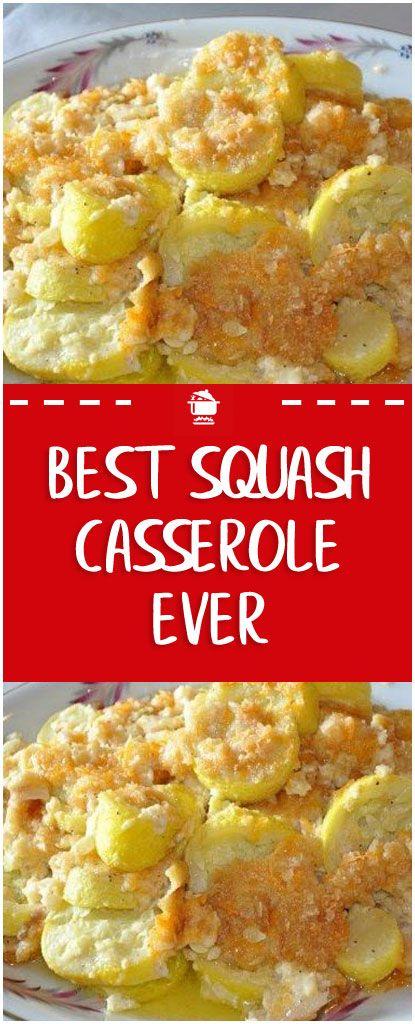 Best Squash Casserole Ever – Home Family Recipes