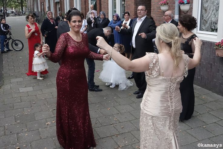 Turkse bruiloft / Boda turca - Amsterdam NL