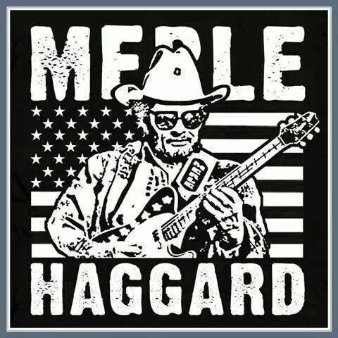 Merle Haggard !