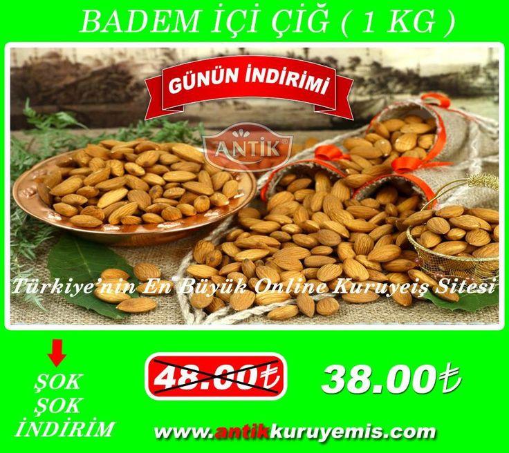 Badem içi şok fiyat #almonds
