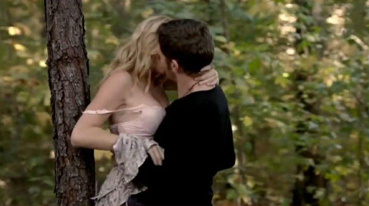 More Klaus and Caroline...