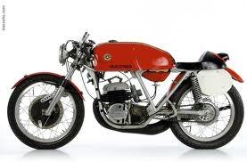 Bultaco motorbike (from Spain)