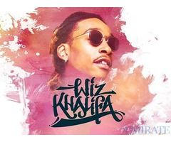 General Admission Tickets for Wiz khalifa Show in Dubai