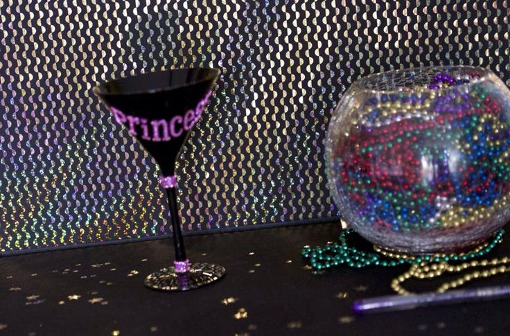 Princess cup and beads