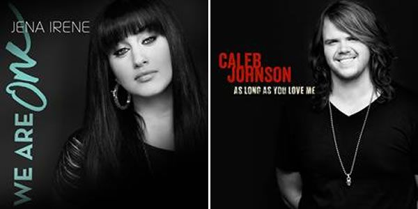 'American Idol XIII' Top 2 finalists Jena Irene & Caleb Johnson release new singles available now