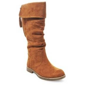 Girls' Lila Fashion Boots Cat & Jack™ - Cognac : Target