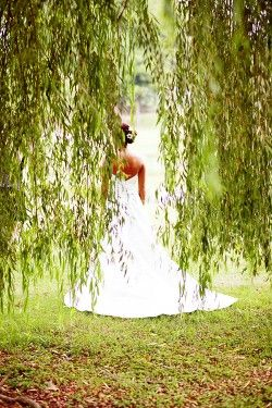 weeping willow shot.. open to trying different stuff here, but there are a bunch of willows at the reception :)