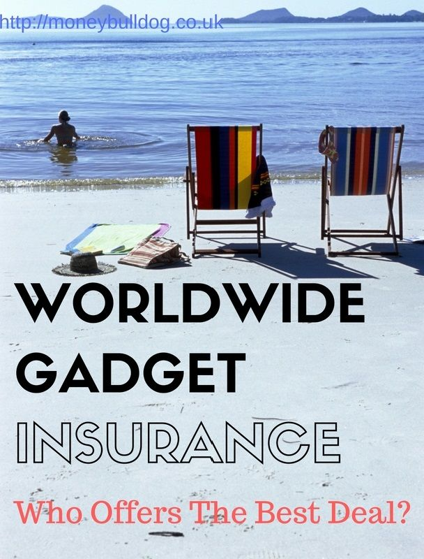 Find out which UK provider offers the best deal on Worldwide Gadget Insurance! There are many gadget insurance providers in the UK but they all have a different policy when it comes to how well they cover you when taking your gadget or mobile phone abroad. We look closely at the top 3 providers in the UK to see which one gives you the best deal.