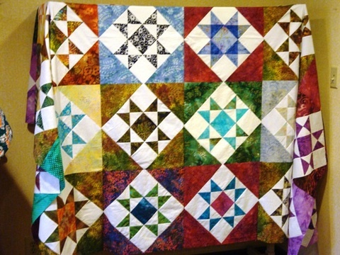 41 Best Ohio Star Quilts Images On Pinterest Star Quilts Quilt