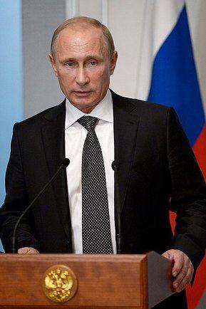 Vladimir Putin | VK