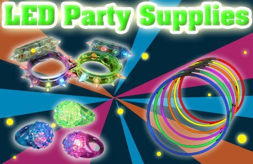 glow in the dark birthday party   Cheap Party Supplies - Buy Party Supplies & Party Favors Birthdays ...