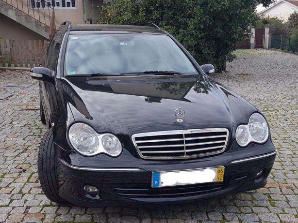 Mercedes Benz C220 Avantgarde preços usados