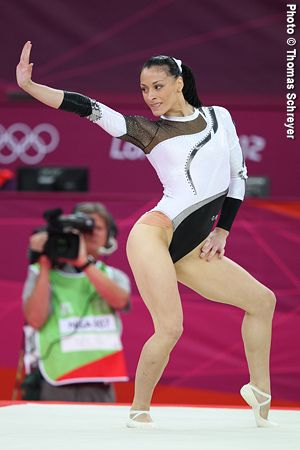 Catalina Ponor, 2012 Olympic Games - Qualifications (London, UK)