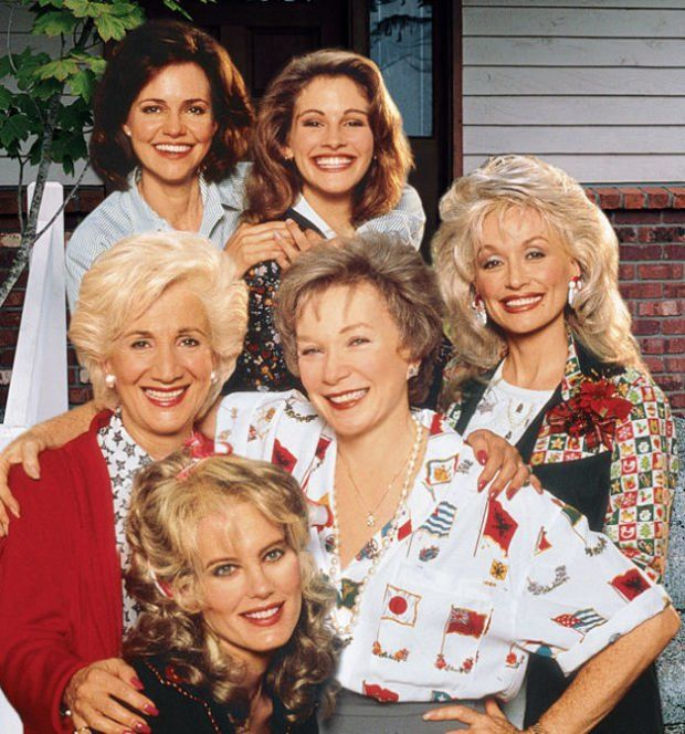 20 Movies You'll Love To Watch Over The Weekend With Your BFF: Steel Magnolias